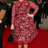 Adele in Valentino - Getty Images