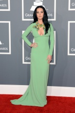 Katy Perry in Gucci - Getty Images