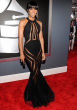 Kelly Rowland in Georges Chakra - Getty Images