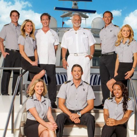BELOW DECK (S4) – BRAVO (Reality Docu-series) September 6 The dysfunctional crew of Below Deck returns with eight crew members onboard a luxury yacht as they cater to the champagne and caviar lifestyles of charter guests in the British Virgin Islands. Reunite with returning crew members Captain Lee Rosbach, Ben Robinson (chef), Kate Chastain (chief stew) and Kelley Johnson (bosun) for hijinks on the high seas. Joining the crew this season are Trevor Walker (senior deckhand), Nico Scholly (deckhand), Lauren Burchell (deckhand), Emily Warburton-Adams (second stew) and Sierra Storm (third stew). If you've never seen this series, think of it as Vanderpump Rules of the sea. And if you haven't seen Vanderpump Rules, what the hell are you waiting for.